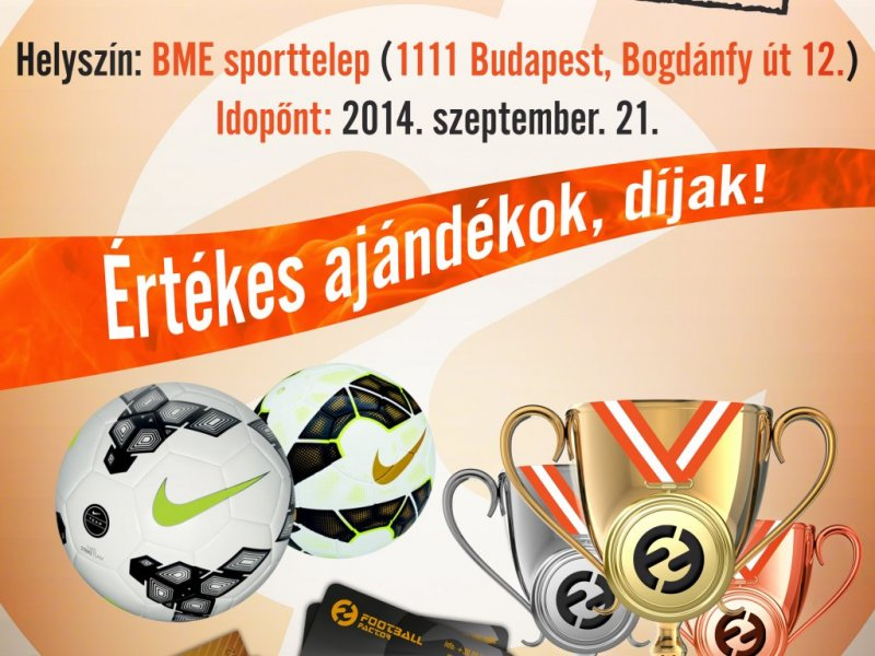 Football Factor Kupa rengeteg nyereménnyel - Bajnokságok.hu f7b68b178d